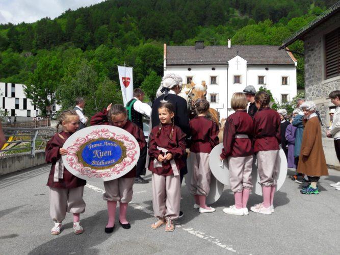 200 Jahre Musikkapelle Burgeis