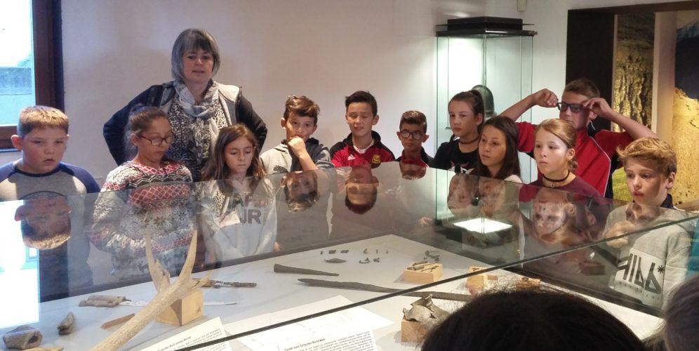 """Besuch des """"Vintschgermuseums"""""""