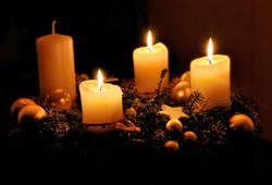 Advent, Advent,...