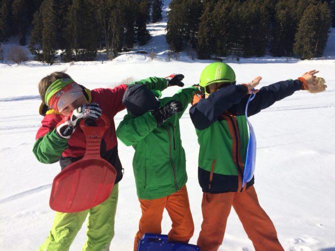 Rückblick Wintersporttag