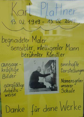 """Grundschule """"Karl Plattner"""""""