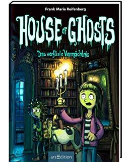 """Autorenbegegnung: """"House of Ghosts - Das verflixte Vermächtnis"""""""
