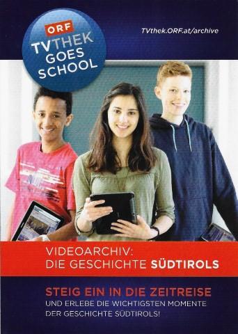 ORF TvThek goes school