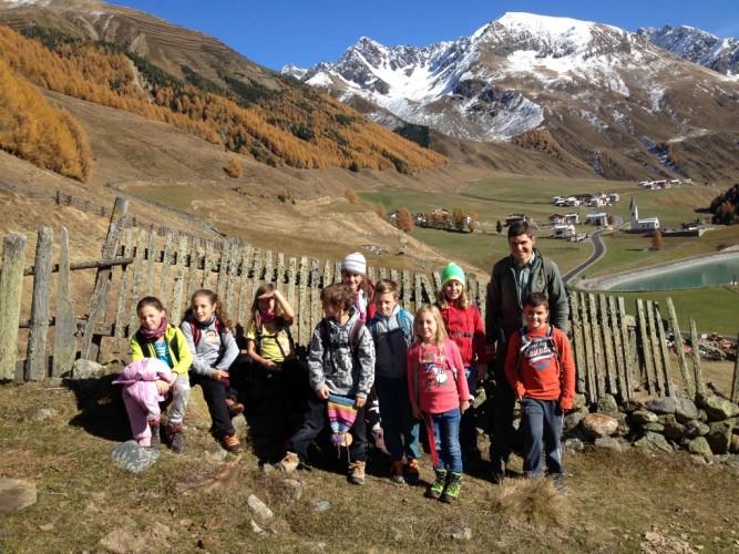 Erlebnisschule Langtaufers am 24.10.2015