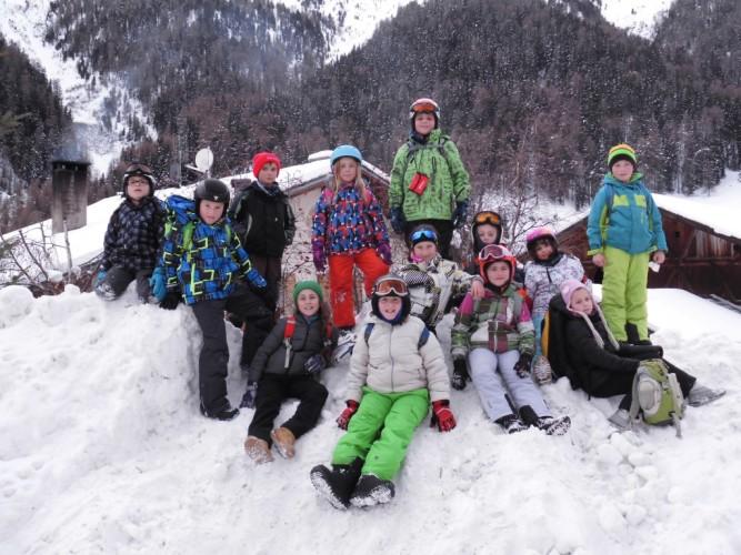 Wintersporttag am 19.01.2016 in Schlinig