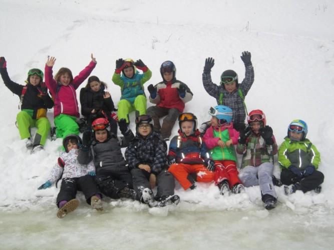 Schulrodelrennen am 22.02.2016
