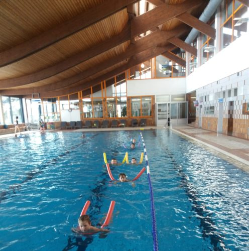 Wahlbereich Schwimmen