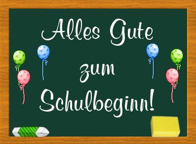 Herzlich willkommen im neuen Schuljahr!